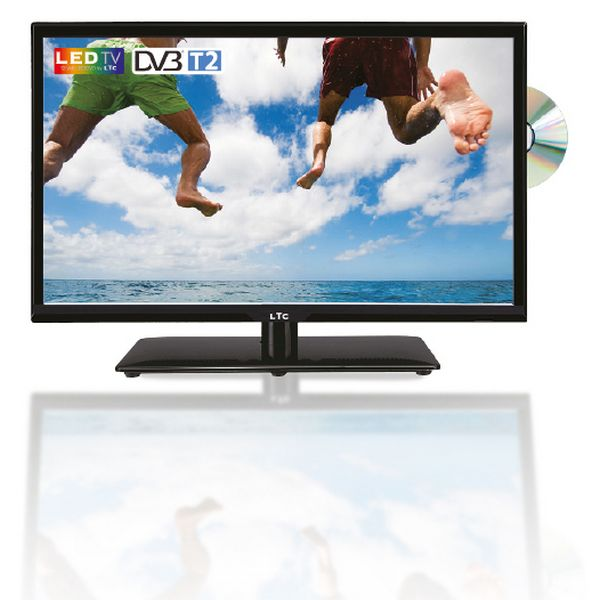 "Телевизор LED HD LTC 1908 19"" 1366 x 768 12/110/230 В MPEG4/DVD"