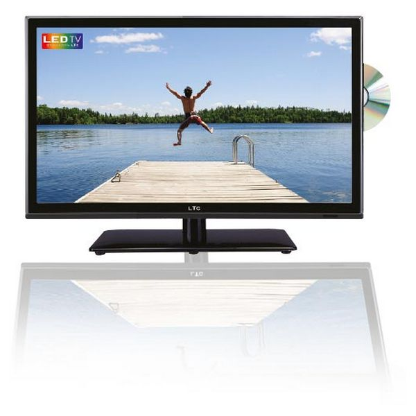 "Телевизор LED HD LTC 2408 24"" 1990 x 1080 12/110/230 В MPEG4/DVD"