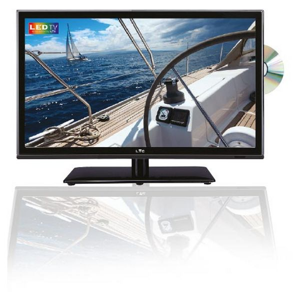 "Телевизор LED HD LTC 2208 22"" 1920 x 1080 12/110/230 В MPEG4/DVD"