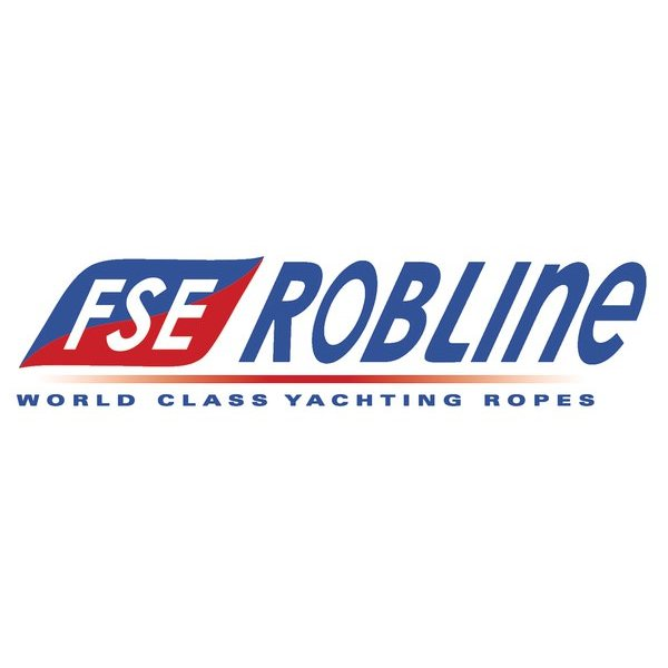 Веревка плоская для кранцев FSE Robline Fenderline 7150945 8 мм 1,2 м серая, 9517159380