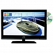 "Телевизор LED 1604 HD LTC 16"" 1366 x 768 12/110/230 В MPEG4/DVD"